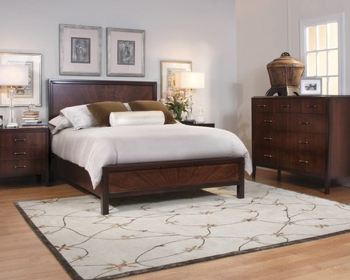 Transitional bedroom furniture ideas pictures remodel for Transitional bedroom furniture