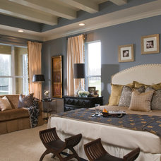 Bedroom by Masterpiece Design Group