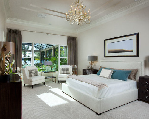 Bedroom Chandelier Ideas Houzz