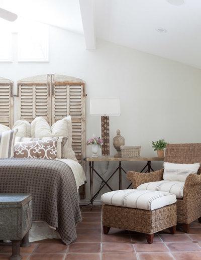 Неоклассика Спальня Transitional Bedroom