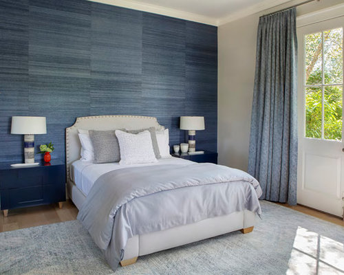 Best 100 Transitional Guest Bedroom Ideas Remodeling Photos Houzz
