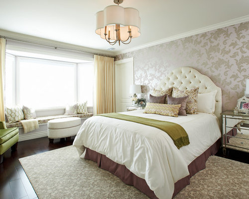 Pink Gold Wallpaper Home Design Ideas Pictures Remodel And Decor