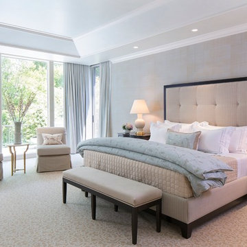 Transitional Interior in Greenwich, CT