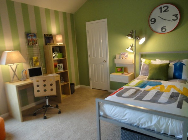 Eclectic Bedroom by Allegro Limited