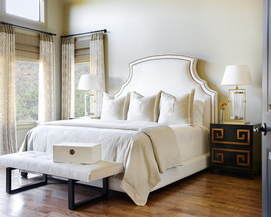 Bedroom Drapes Houzz