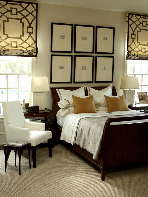 Art over bed ideas pictures remodel and decor for Decoration above bed