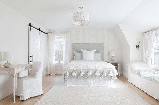 Beach Style Bedroom by Savoir Faire Home