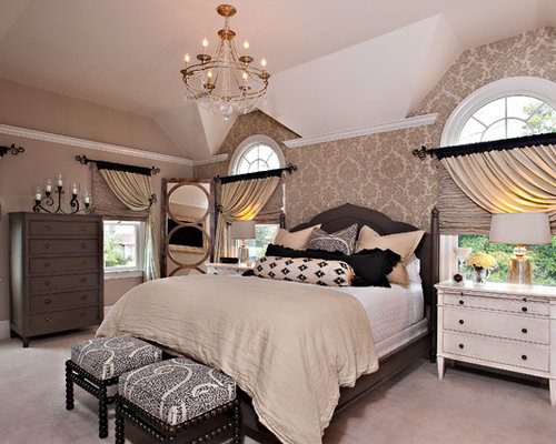 Bedroom Window Treatment Ideas, Pictures, Remodel and Decor