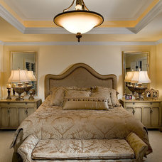 Traditional Bedroom by Interiors by Mary Susan