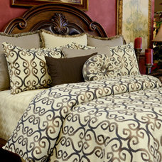 Contemporary Duvet Covers And Duvet Sets by K&R Interiors