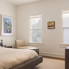 Contemporary Bedroom by Texas Construction Company