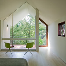 Contemporary Bedroom by Meditch Murphey Architects