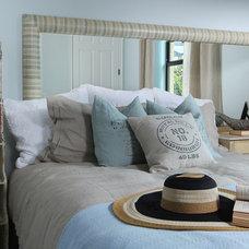 Contemporary Bedroom by SUSAN PETRIL, INTERIOR DESIGNS