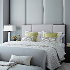Contemporary Bedroom by Taylor Howes Designs
