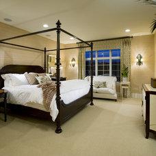 Traditional Bedroom by Gacek Design Group, Inc.