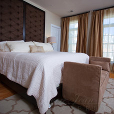 Traditional Bedroom by Pierre Jean-Baptiste Interiors
