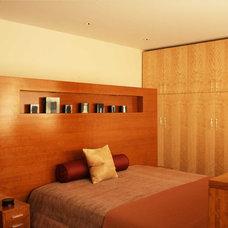 Modern Bedroom by Betty Wasserman