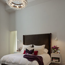 Contemporary Bedroom by Steffani Aarons