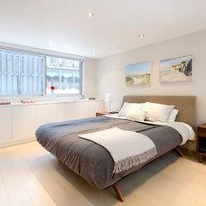 Contemporary Bedroom by StudioLAB, LLC