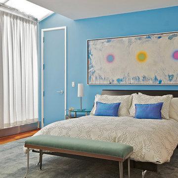 Tribeca Penthouse Bedroom