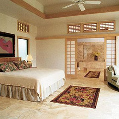 tropical bedroom Trigg-Smith Architects - Project - A Classic Tropical Home