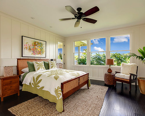 Hawaiian Style Bedroom Home Design Ideas, Pictures ...
