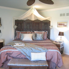 Tropical Bedroom by Your Favorite Room By Cathy Zaeske