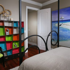 Tropical Bedroom by Savvy Surrounding Style