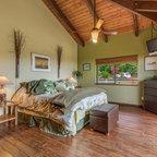 Island Feel Tropical Bedroom Orlando By Florida