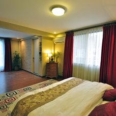 Asian Bedroom by Ocean Gecko Designs & Marine Srvcs