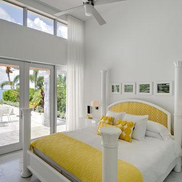 Tropical Modern Resort Home