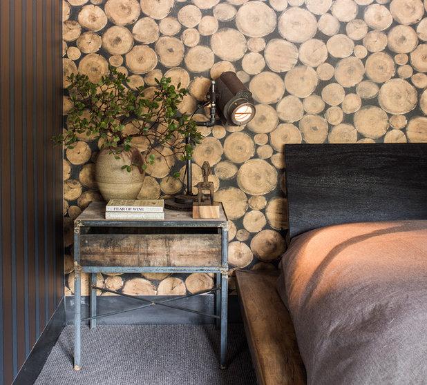 Industriel Chambre by Antonio Martins Interior Design