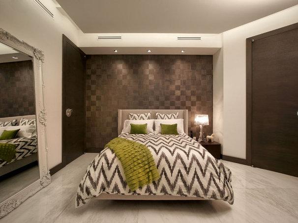 Contemporary Bedroom by Guimar Urbina   KIS Interior Design