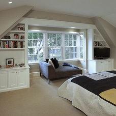 Traditional Bedroom by Gilday Renovations Design Build