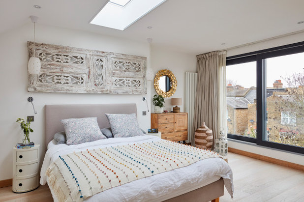 Contemporary Bedroom by Chris Snook