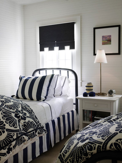 Beach Style Bedroom by Tom Stringer Design Partners