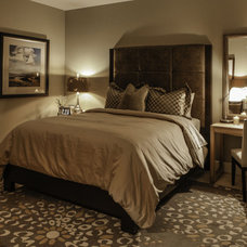 Traditional Bedroom by InsideStyle Home and Design