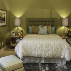 Eclectic Bedroom by InsideStyle Home and Design