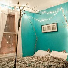 Bedroom turquoise?
