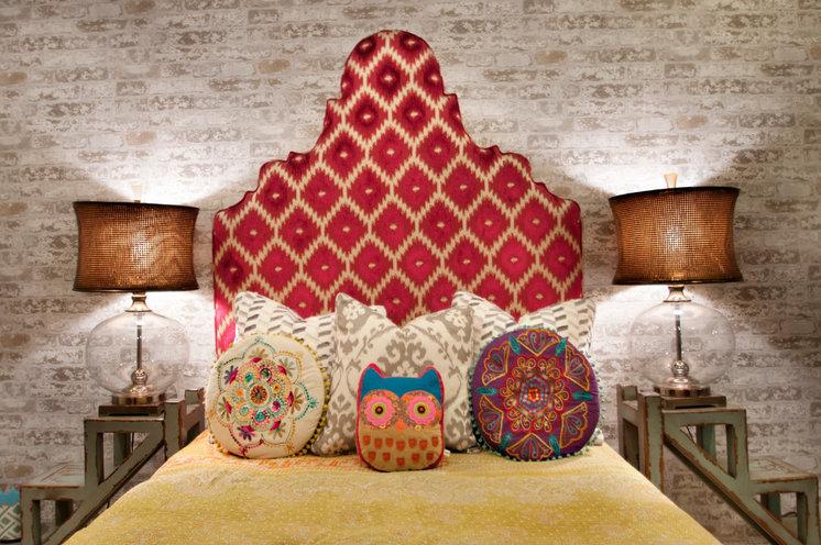 Фьюжн Спальня by A.Clore Interiors