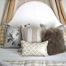 Farmhouse Bedroom by Lisa Gabrielson Design