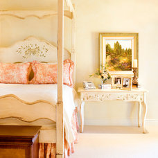 Traditional Bedroom by Linda McCalla Interiors