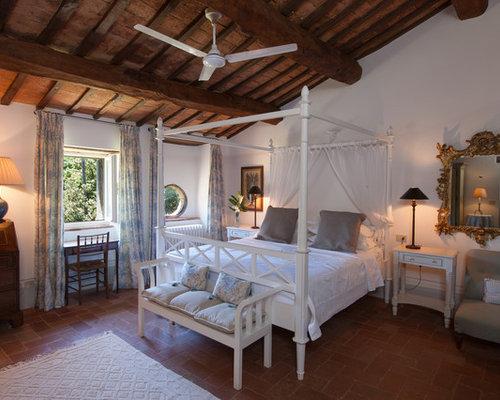 Camera da letto shabby-chic style Firenze - Foto e Idee per Arredare