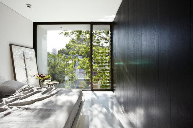 Contemporain Chambre by Smart Design Studio