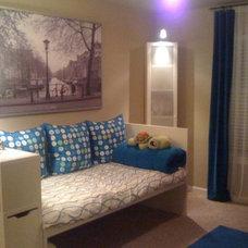 Contemporary Bedroom by MARS Design