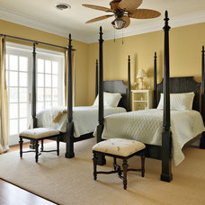 Traditional Bedroom by Echelon Custom Homes