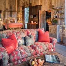 Rustic Bedroom by Big-D Signature