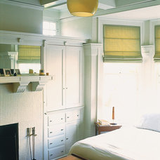 Traditional Bedroom by Jensen Architects