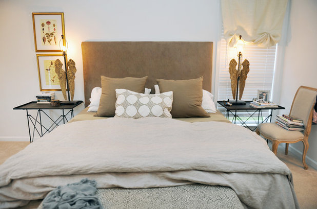 Contemporary Bedroom by Two Ellie