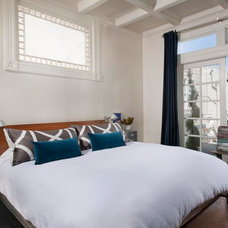 Transitional Bedroom by Eche Martinez